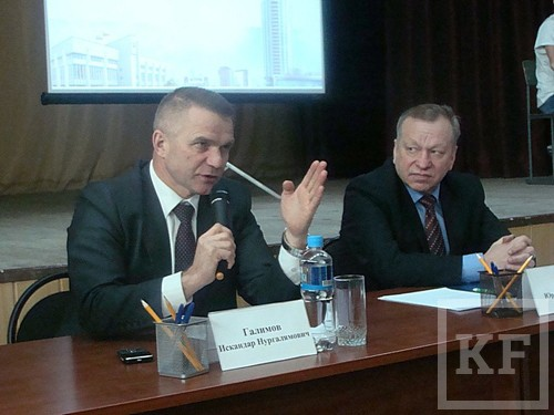 Выборы в челнинский городской совет: на одно депутатское кресло претендуют четыре кандидата