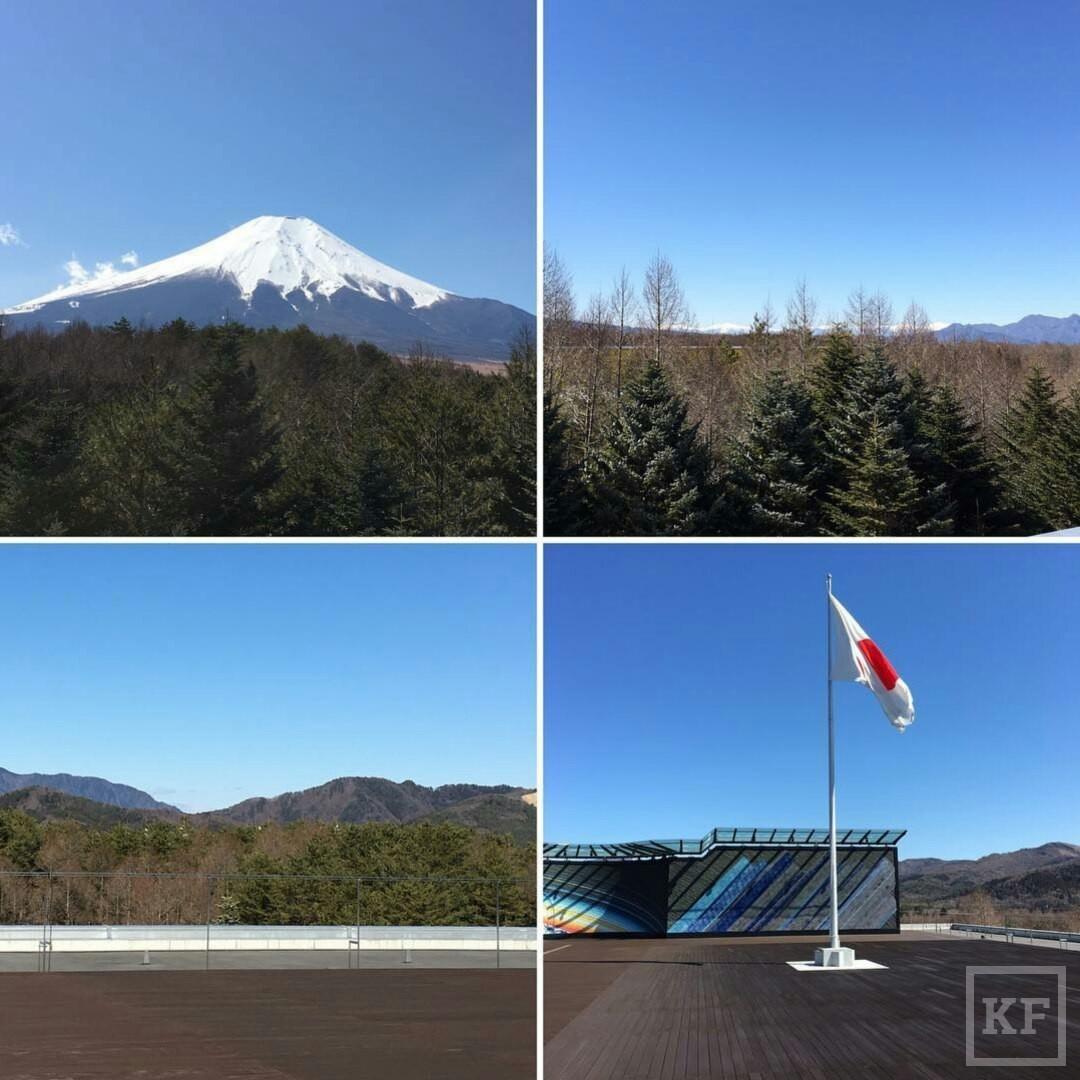 Минниханов «Вконтакте»: завод роботостроения в Японии