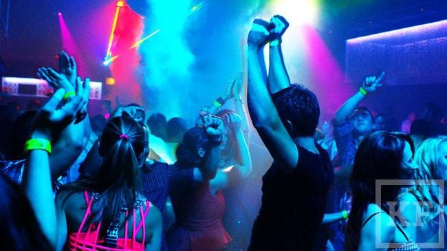 такие молодые ночной клуб