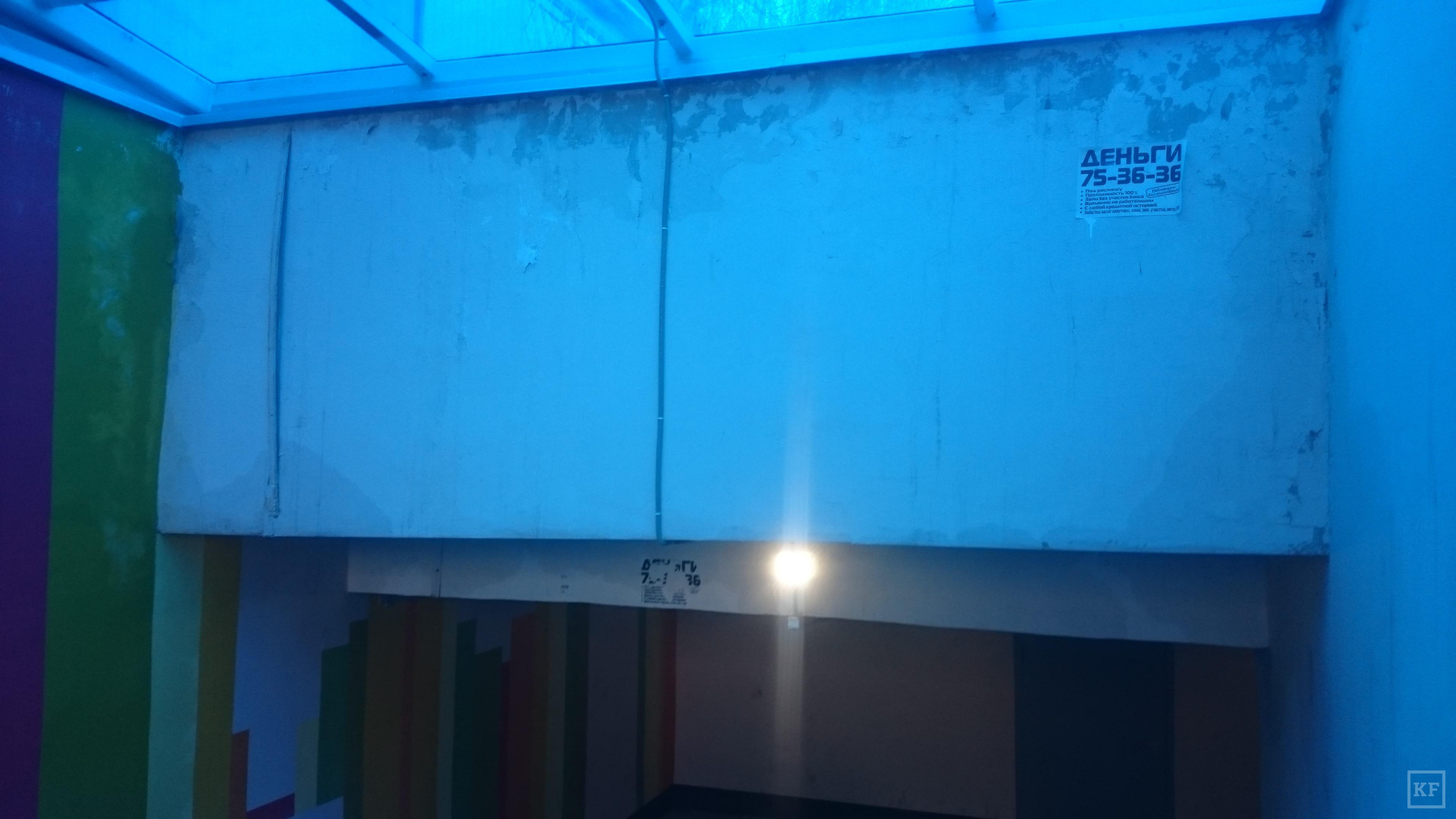 Из семи отремонтированных подземок в Челнах зиму не пережила ни одна