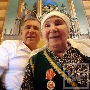 Instagram Минниханова: семейные фотографии главы Татарстана
