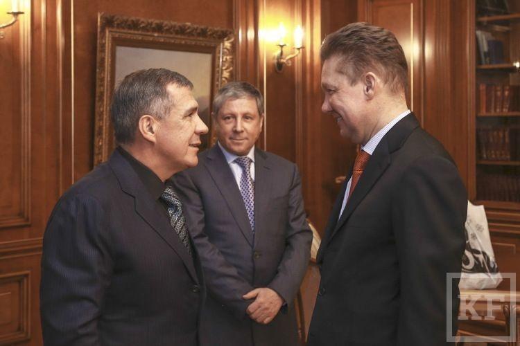 Спикер Фарид Мухаметшин сделал Марату Зарипову очень тонкий намек об отставке