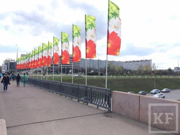 Челнинский учитель заметил, что флаги с городских проспектов на сайте госзакупок «подорожали» на 1 млн рублей