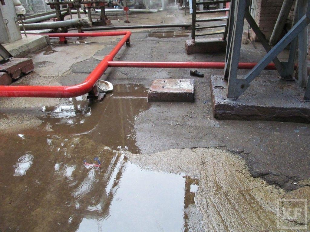 ЧП на нижнекамском заводе «Этилен»: несчастный случай или самоубийство?