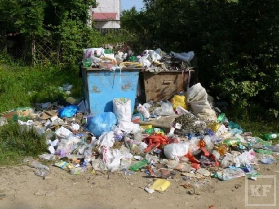В Челнах появятся вакуумные мусорки, углубленные в землю