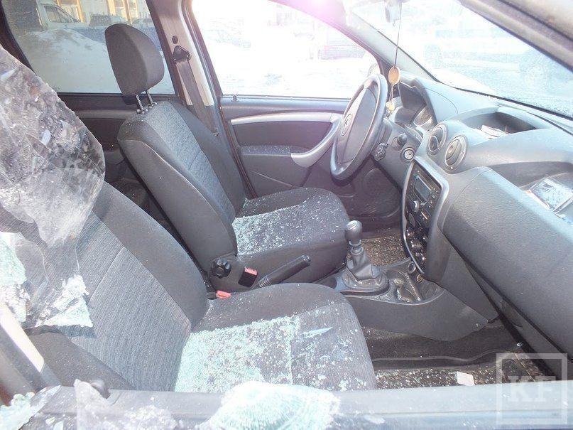 В Нижнекамске два водителя стали жертвами автомобильных воров