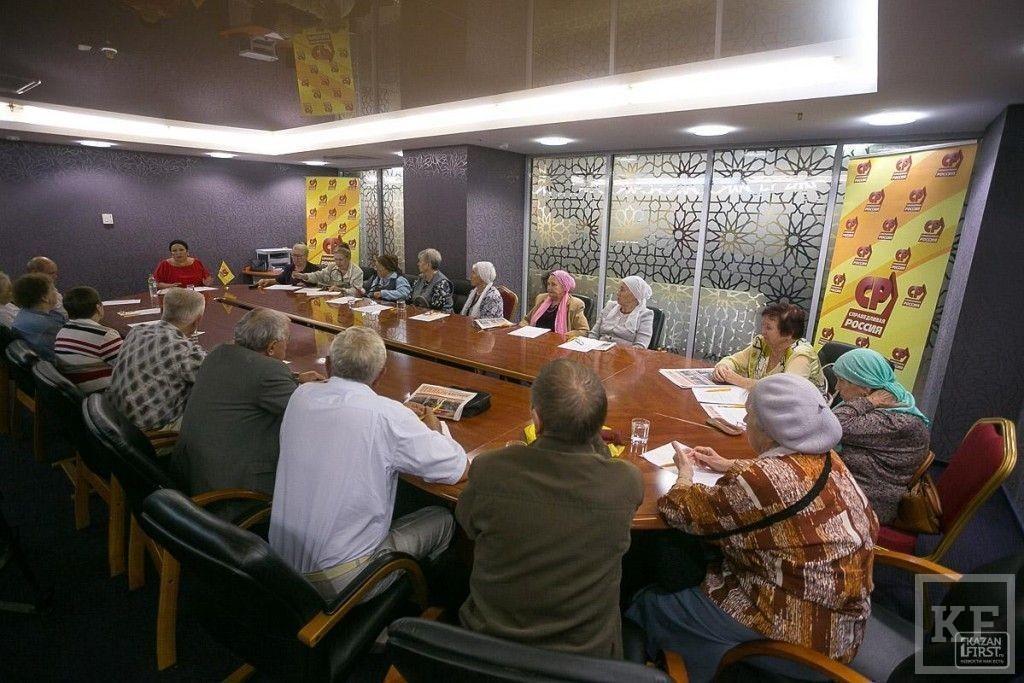 Татарстанские справоросы готовят законопроект о «детях войны»