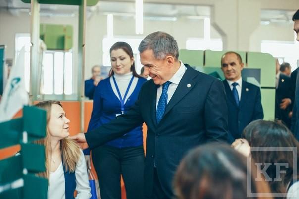 Рустам Минниханов: «Чемпионат мира по рабочим профессиям WorldSkills Kazan 2019 важнее, чем Олимпийские игры»