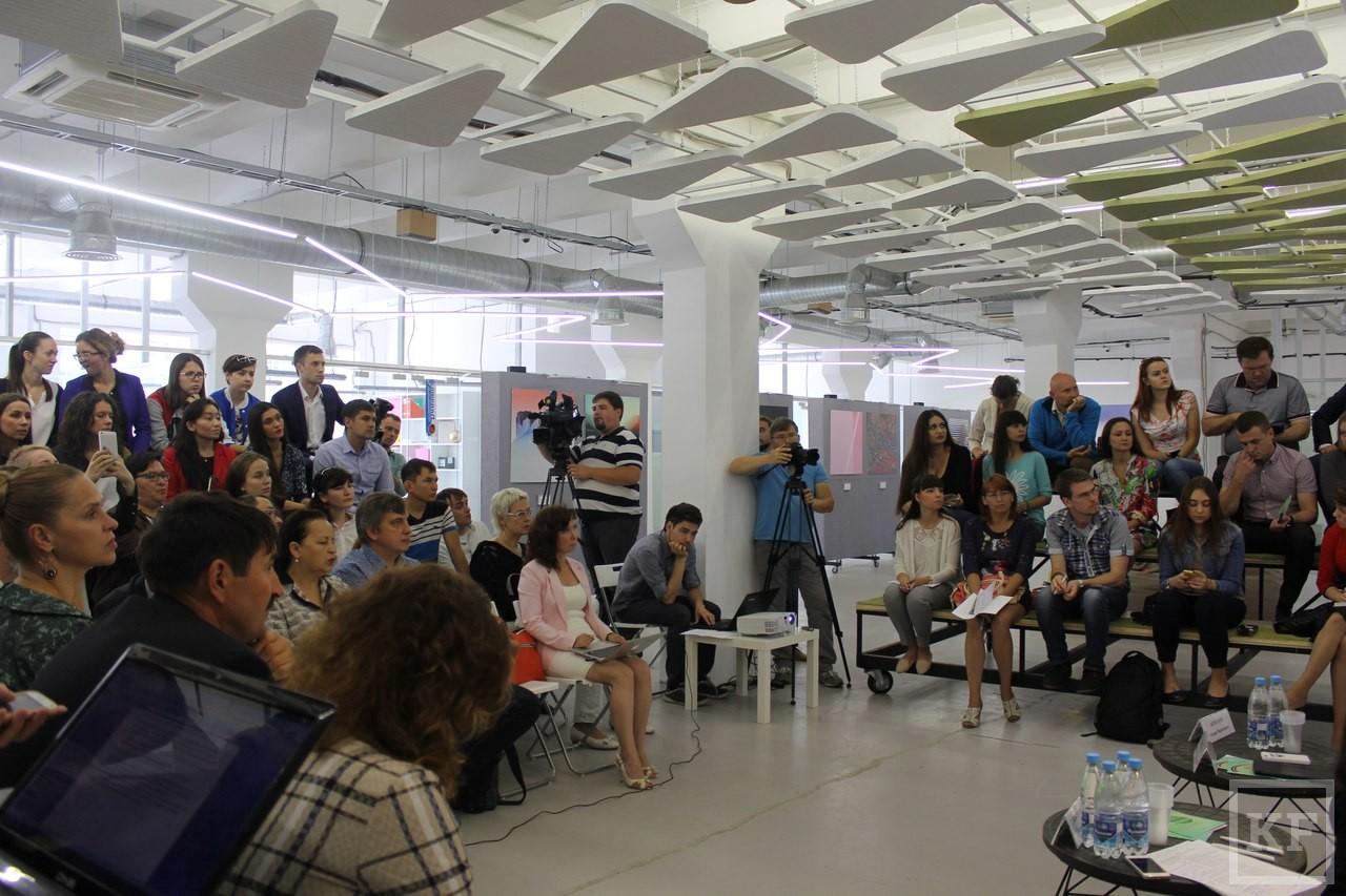 Креативные пространства должны быть, чтобы создавать рабочие места для интеллектуальной молодежи
