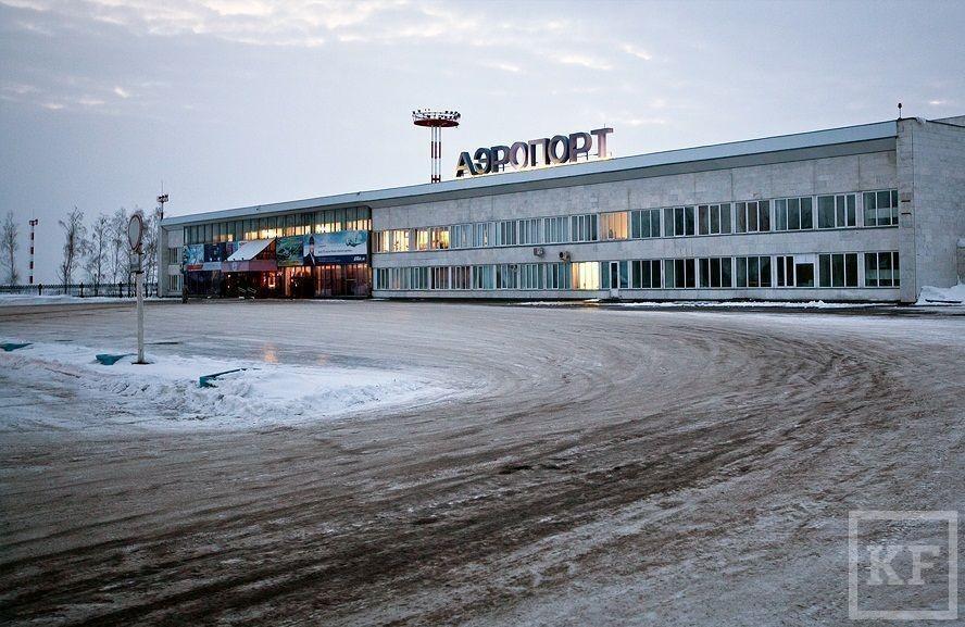 За реконструкцию международного аэропорта «Бегишево» взялись «Камаз» и «Росавиация»