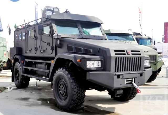 МВД России закупит броневики у партнера «Камаза»