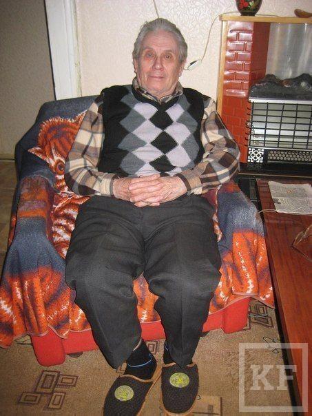 В Чистополе без вести пропал пожилой мужчина