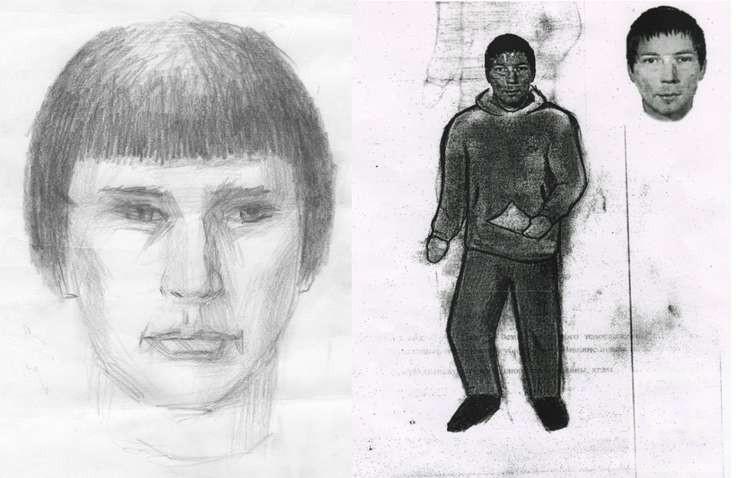 Полиция вновь начала рассылать фоторобот маньяка, убившего 19 пожилых женщин. Он может вернуться в Казань