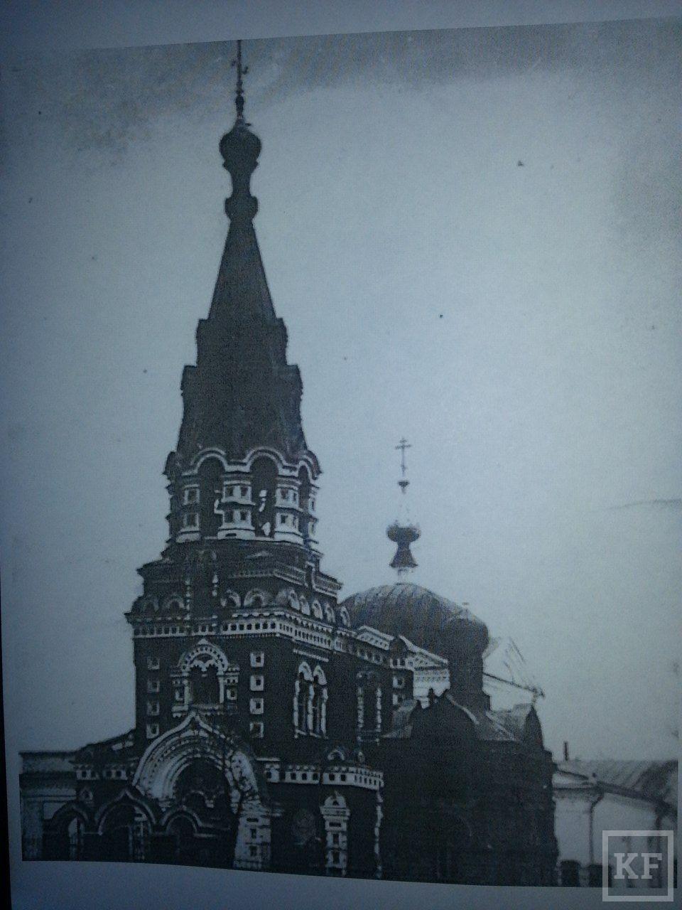 Водолазы из Чистополя обнаружили храм на дне Волги