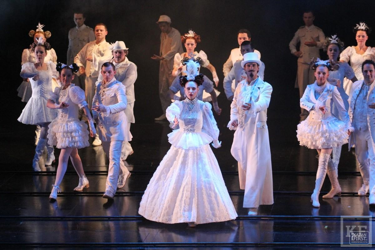 Новый сезон в театре имени Качалова открыла легендарная пьеса Бомарше