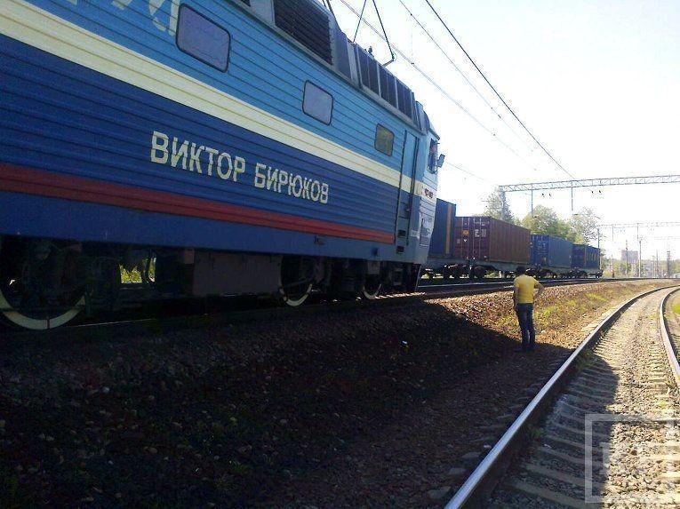 Два поезда столкнулись в Подмосковье: погибли пять человек