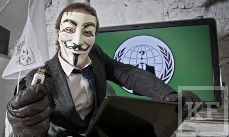 Хакеры Anonymous объявили войну российским военным предприятиям