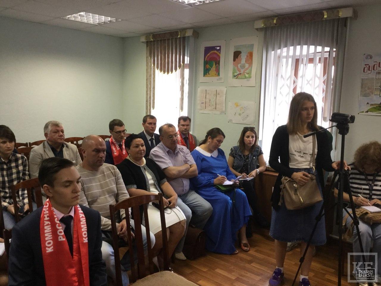 КПРФ и «Справедливая Россия» надеются на поддержку жителей спальных районов Казани на выборах в городскую думу