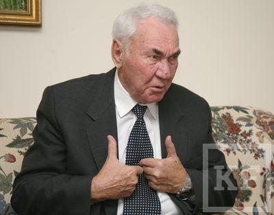 Набережную Камы в Челнах назвали в честь первого секретаря обкома КПСС ТАССР Табеева