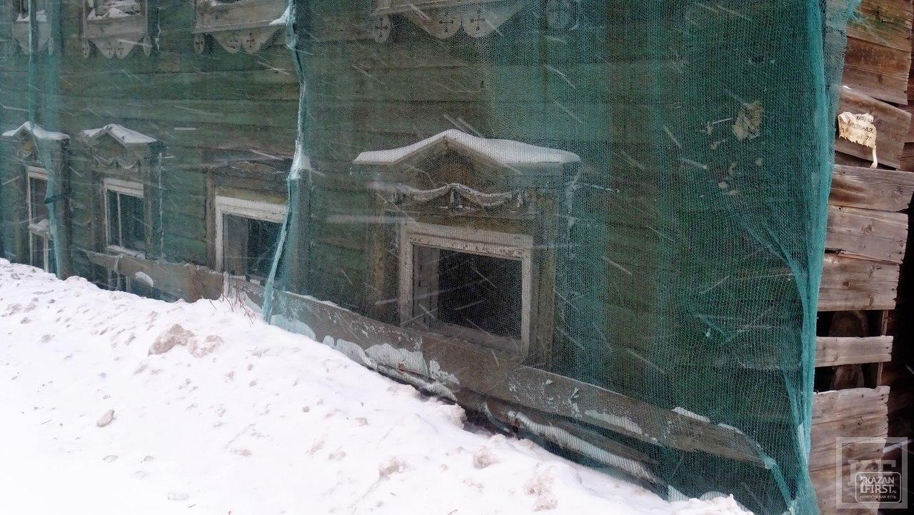 Заброшенные дома опасны, но их собственников, похоже, это не волнует