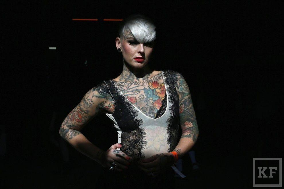 В интернете появились фотографии с девятой лондонской тату конвенции