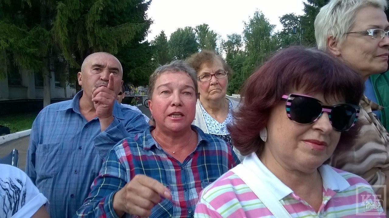 Проект реконструкции парка Урицкого еще раз обсудят с жителями