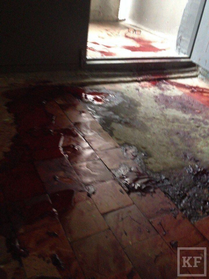 «Она убила моего сына сувенирным ножом, после чего бегом поднялась на 14-й этаж и кинулась вниз без единого звука»