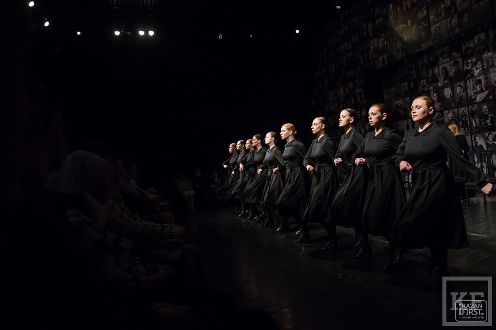 «Незабываемые»: спектакль, который заставил мужчин плакать