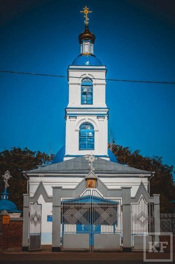 Открылся официальный сайт Казанско-Богородицкого прихода Чистополя