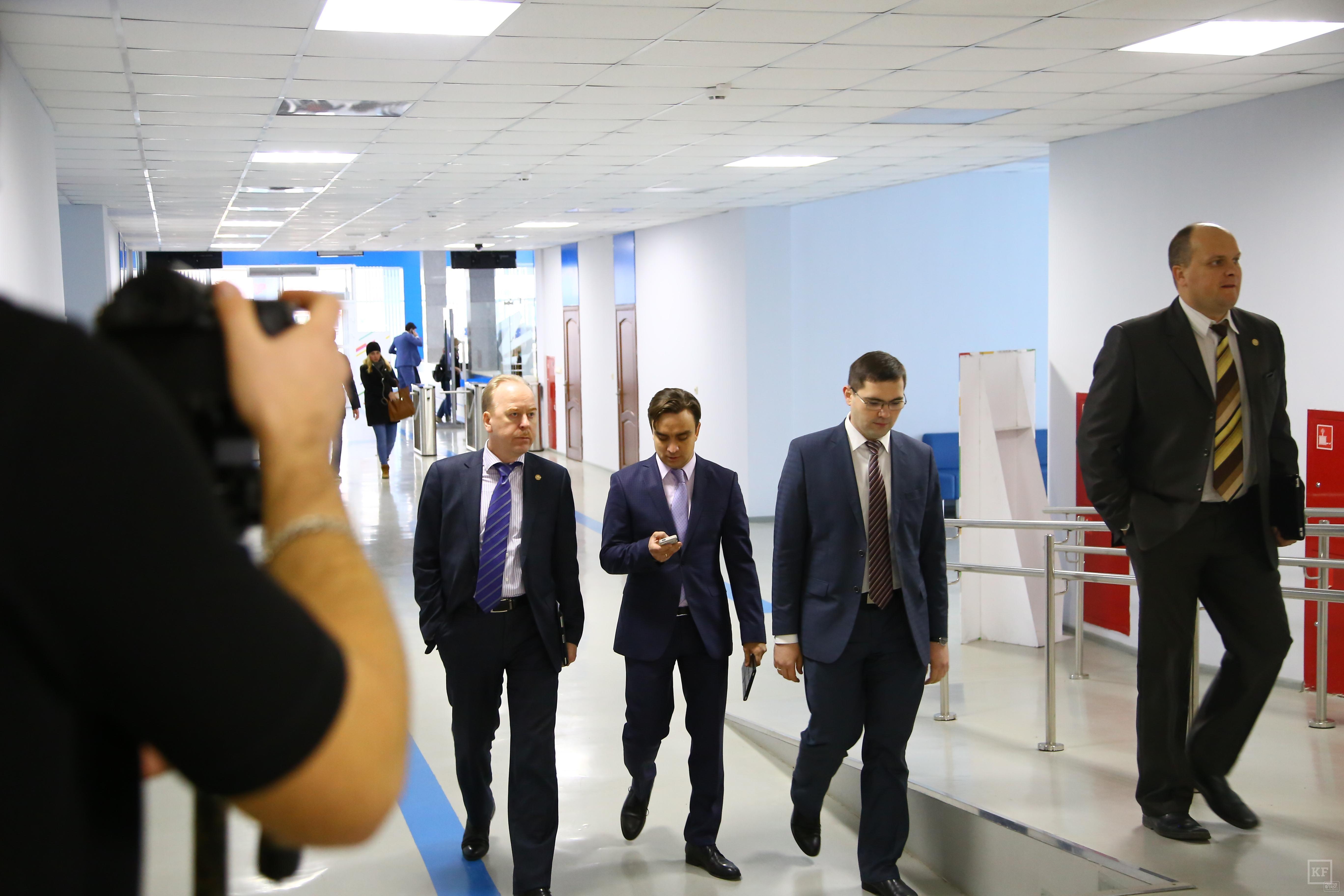 Сейчас все промышленные компании Татарстана должны спрашивать: мы участвуем в программе «Стратегическое управление талантами», мы зашли в Университет талантов?