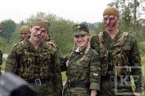 Василь Шайхразиев: «Я бы отдал своих дочерей на службу в армию»