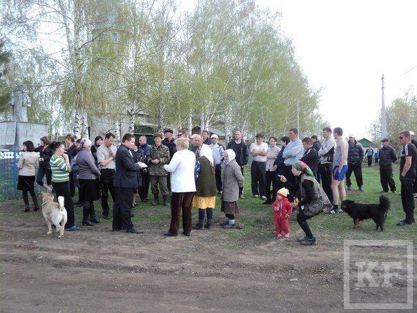 Таджикские мигранты захватывают татарстанские сёла