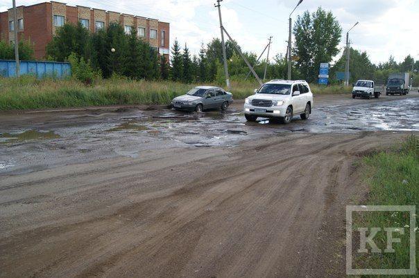 Дороги Нижнекамска: на что пойдут 6 млн рублей