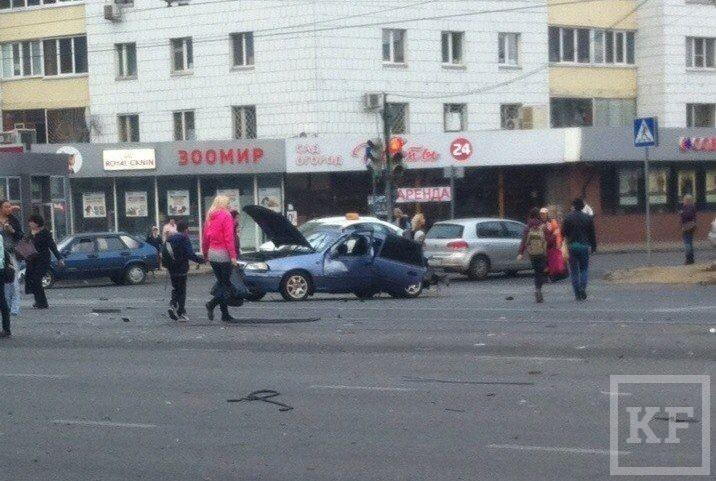 Пьяные автомойщики на Cadillac и профессиональные угонщики на Daewoo Nexia– сразу два угона автомобилей в Казани закончились крупными ДТП