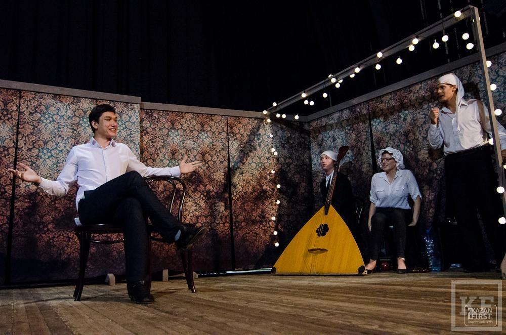 Как «Театр у школьной доски» сыграл под музыку рассказы Чехова