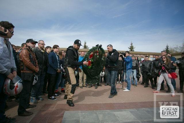 Байкеры в Казани открыли сезон