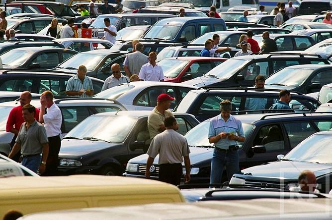 В Татарстане стремительными темпами растут продажи подержанных автомобилей