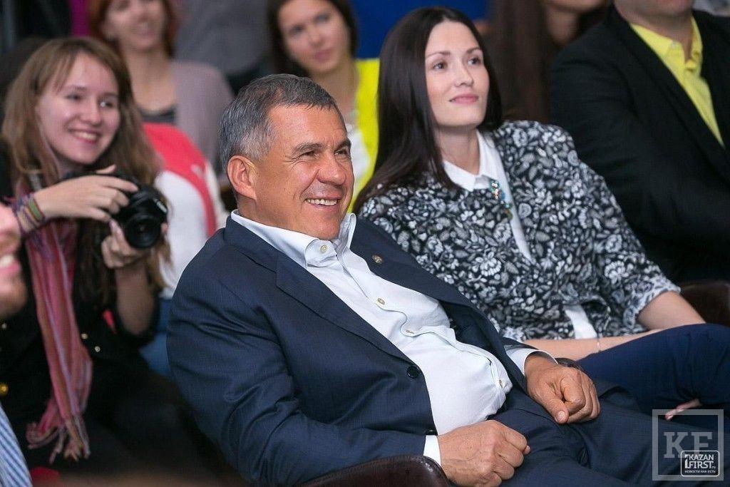 Рустам Минниханов: «У меня нет ни дальних, ни ближних планов переезжать в Москву»