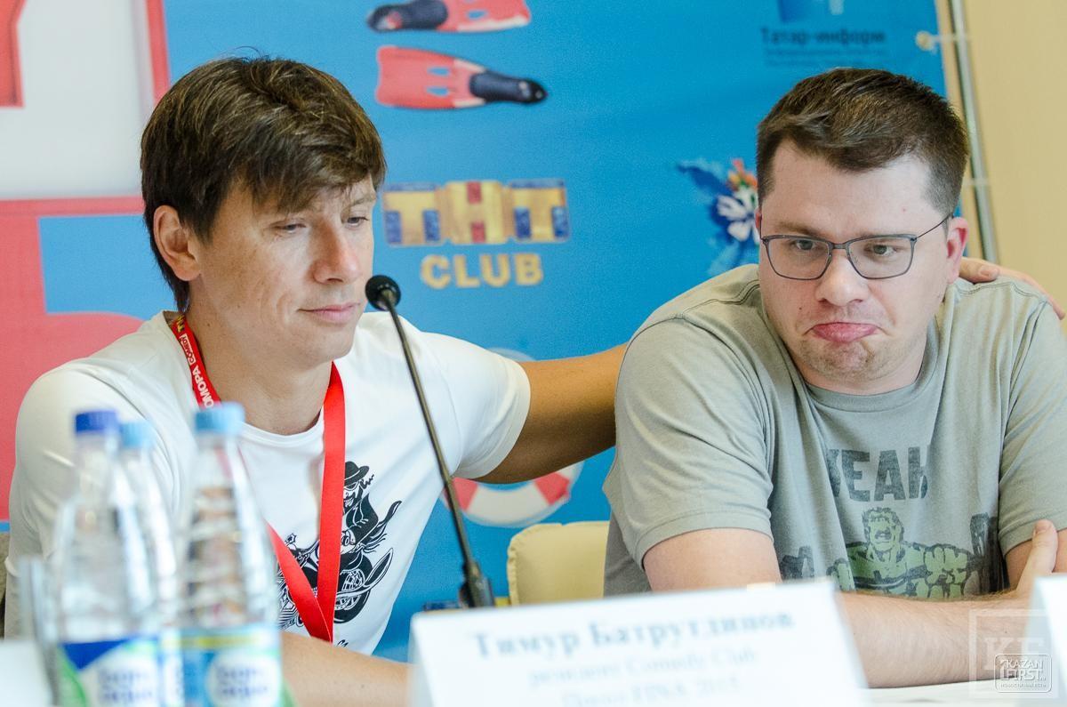 Тимур Батрутдинов, Comedy Club: «Казань для меня - первая столица России»