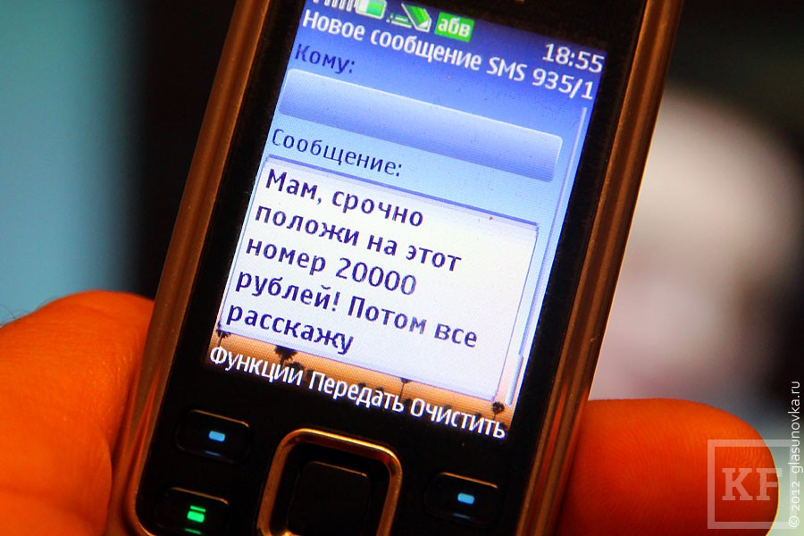 Телефонные мошенники вымогают деньги в медицинских учреждениях, представляясь главой Росздравнадзора РТ и сотрудниками прокуратуры
