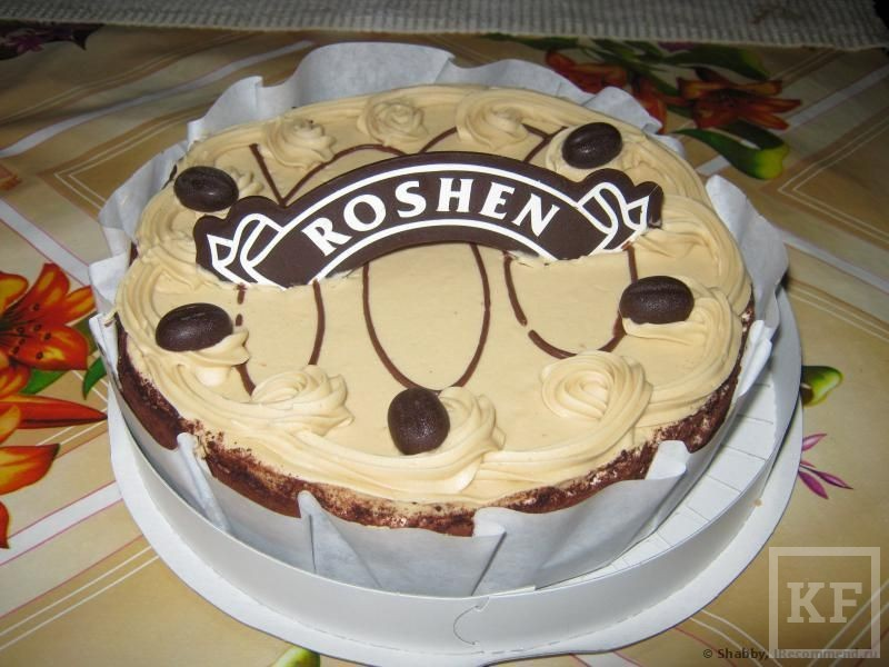Онищенко и шоколадная фабрика