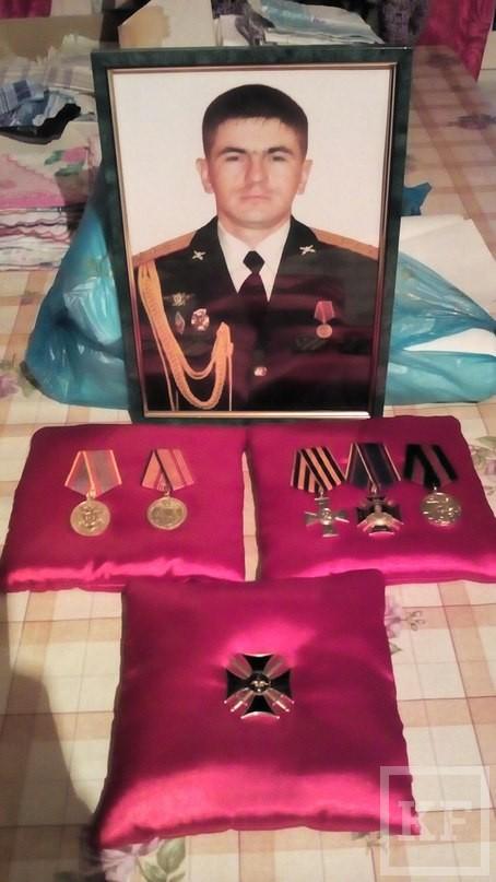 Стало известно еще об одном офицере из Татарстана, погибшем в Осетии в ДТП