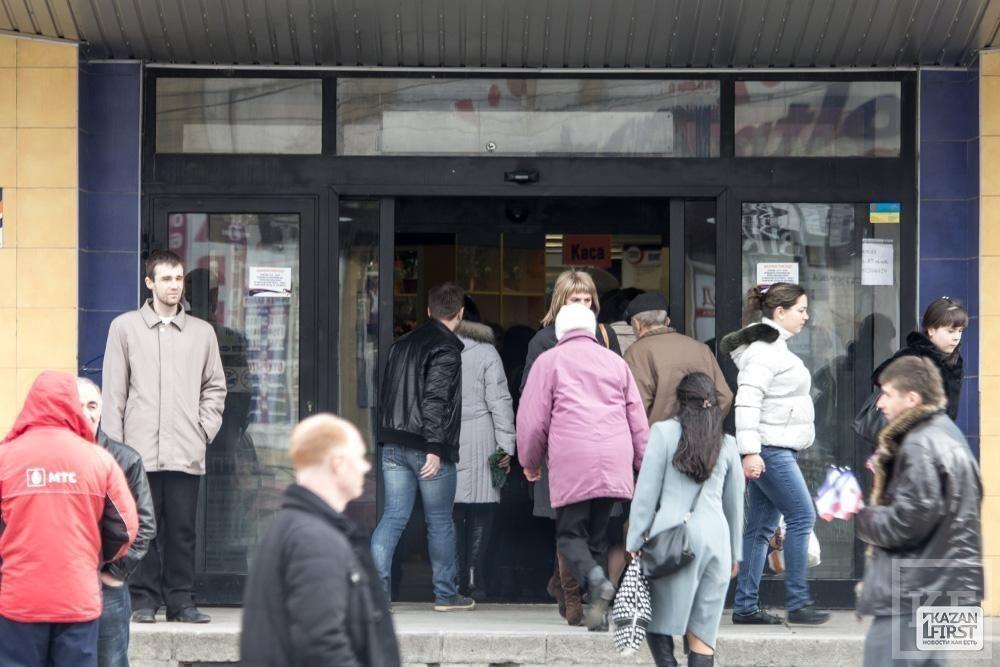 Симферополь за считанные часы до референдума