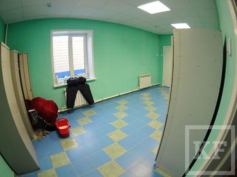 Физкультурно-оздоровительный комплекс в Елабужском районе: открыли в мае, но он до сих пор не работает