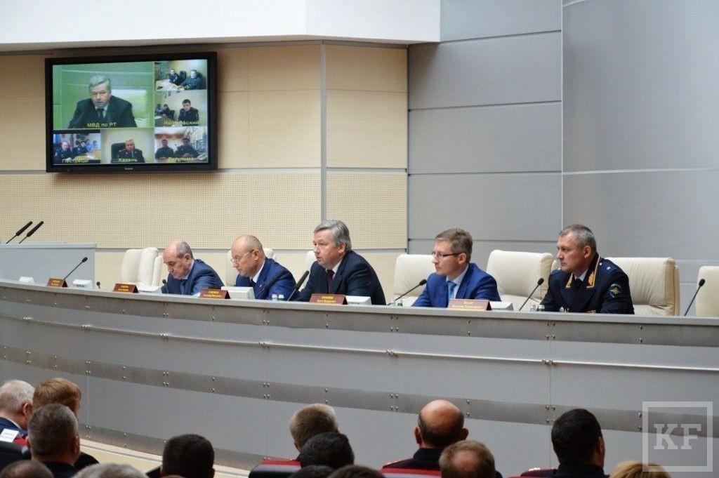 В МВД по Татарстану назначен новый замминистра — начальник главного следственного управления