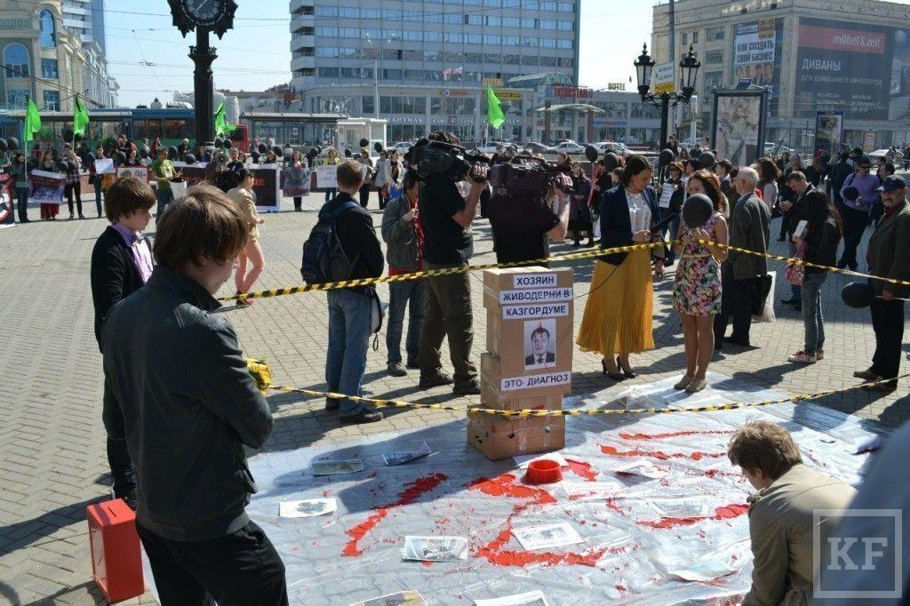 Зоозащитников в Казани становится все больше