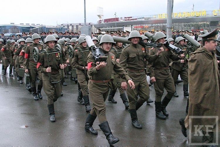 Как власти Казани потратят 30 млн рублей на праздник 9 мая