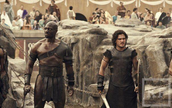 «Помпеи»: много красивых мужчин и мало здравого смысла