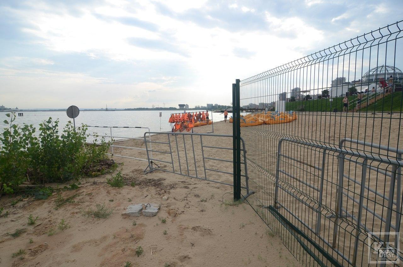 Прокуратура подозревает «Ривьеру» в незаконном захвате берега Казанки
