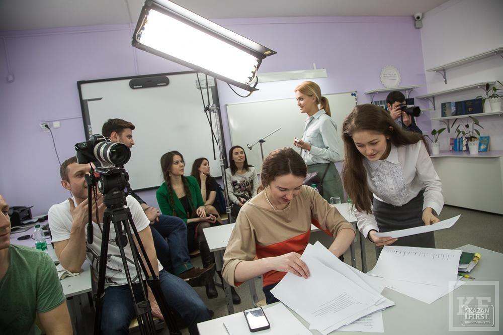 Как MTV провели «Классный час» у казанских школьников